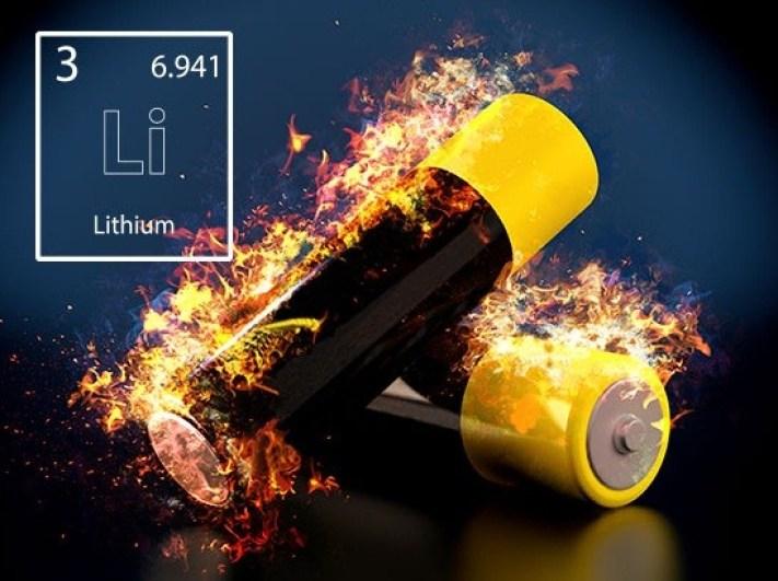 01 Lithium Battery Handling Lithium Battery Hazard Lithium Battery Danger | Blogmech.com