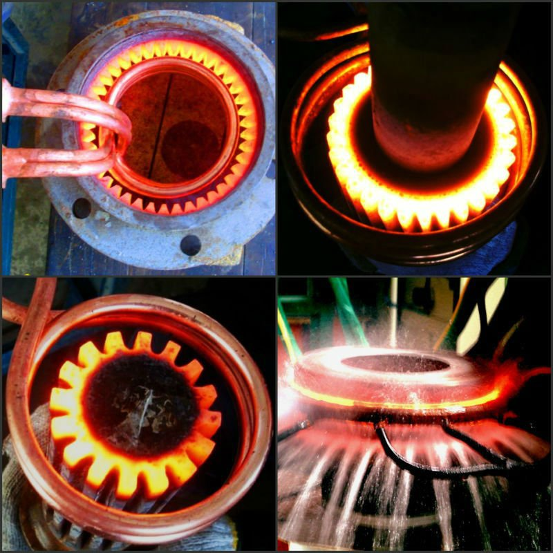 Case Hardening Process Of Gears - Heat Treatment Of Gears - Strengthening Gears - Interview Mechanical Engineering Questions