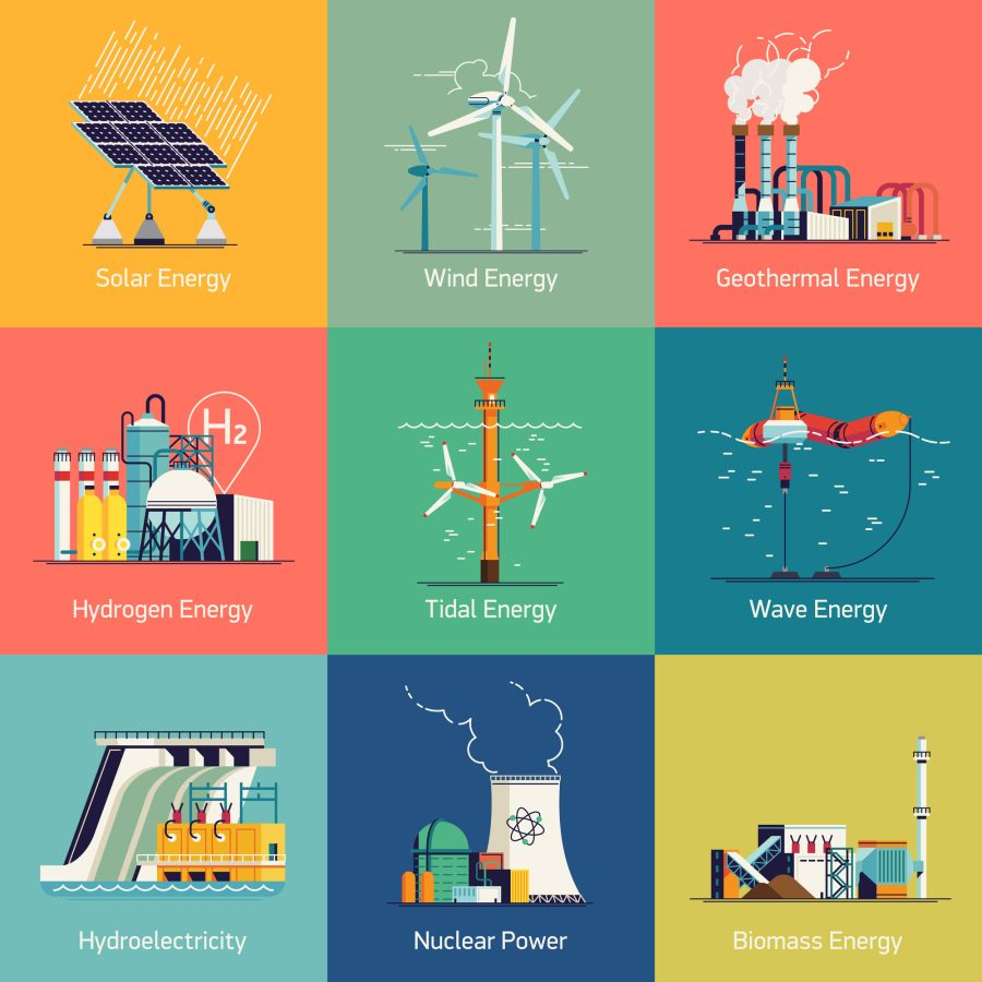 Types Of Clean Energy Available In The Market