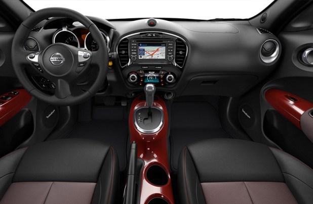 Nissan Juke Interior Pictures 2017 Brokeasshome Com
