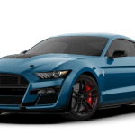2020 Ford Mustang Shelby Gt500 Exterior Color Options Akins Ford