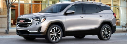 Oakes Chevrolet   Page 3 of 4   Official Blog 2018 GMC SUV Comparison