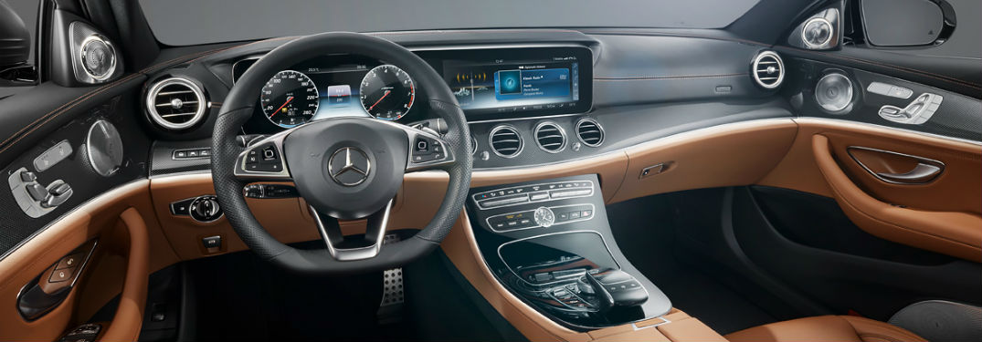 5 Advanced Tech Features Of 2017 Mercedes Benz E Class