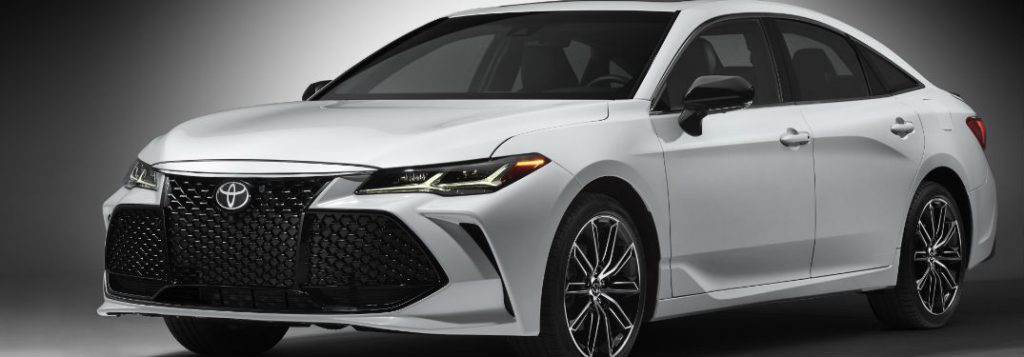 2019 Toyota Avalon Image Gallery And Stylistic Information