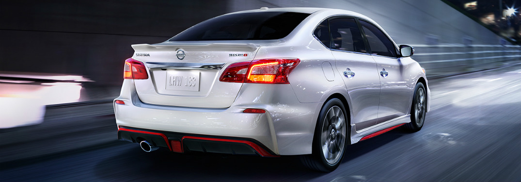 nissan sentra available with a turbo