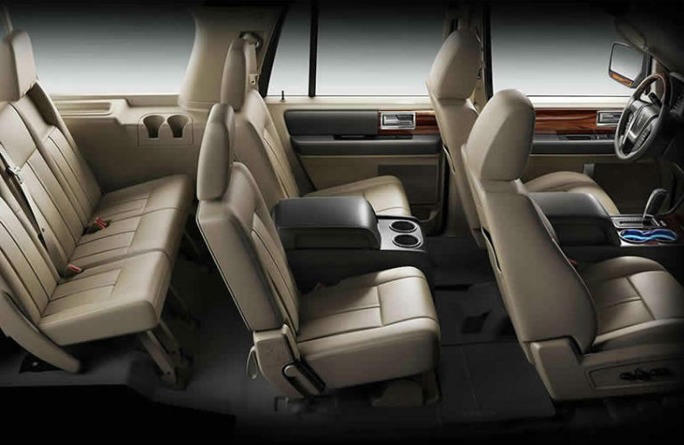 2016 Lincoln Navigator Exterior And Interior Colors