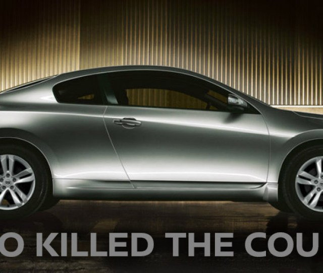 Will There Ever Be A New Nissan Altima Coupe