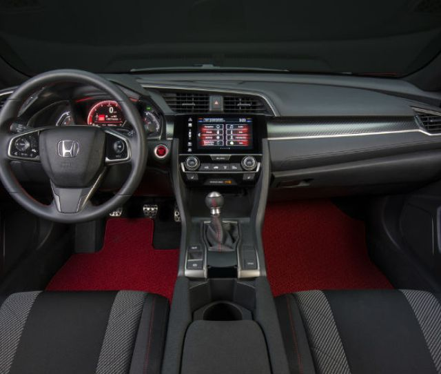 Civic Si Interior