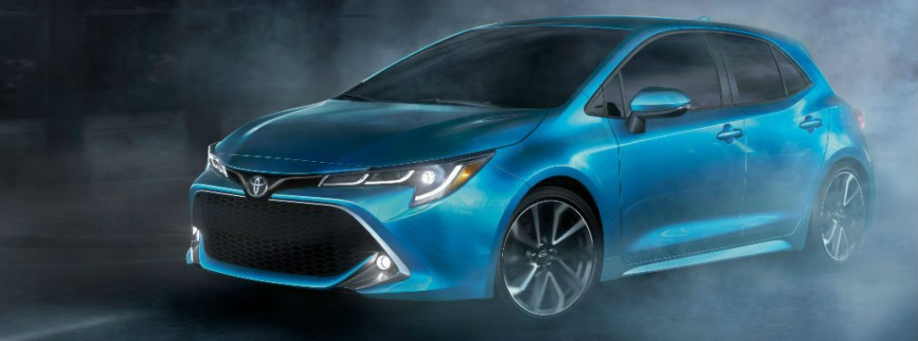 2019 Toyota Corolla Hatchback Release Date And Design Features