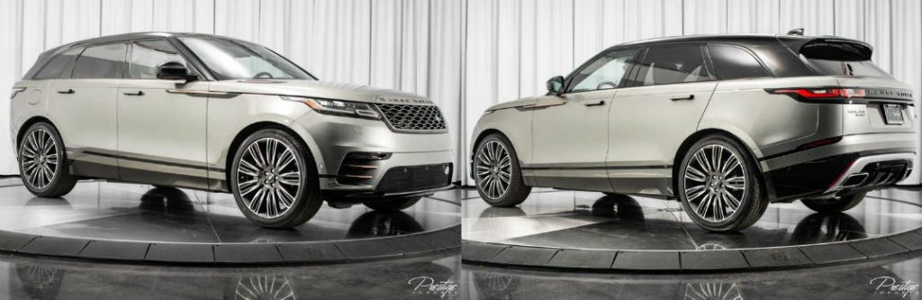 2018 Range Rover Velar First Edition For Sale North Miami