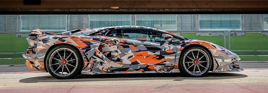What Is The Lamborghini Aventador Svj