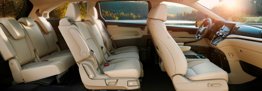 What Are Magic Slide Seats On The 2018 Honda Odyssey