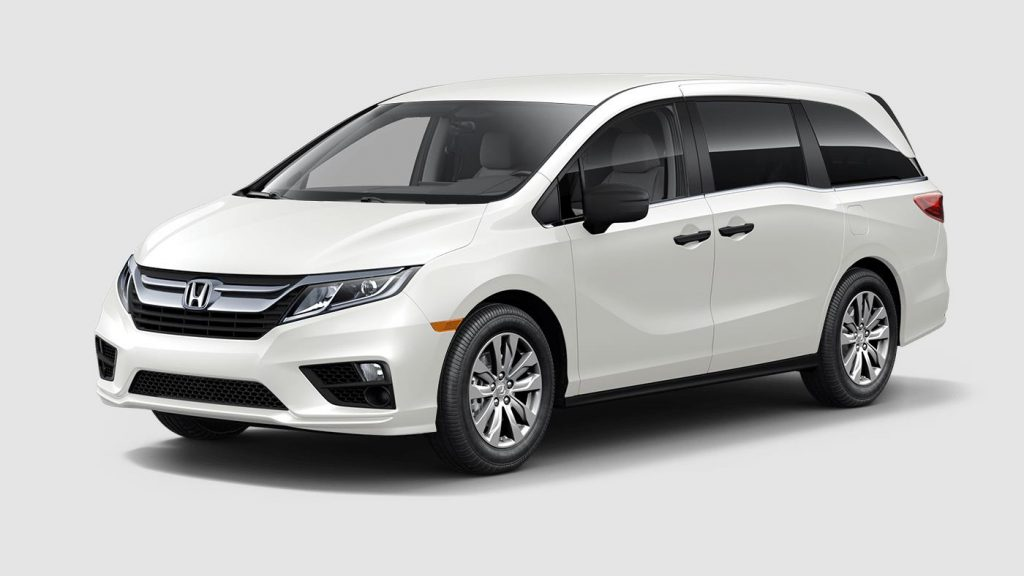 No accidents, 1 owner, personal use. Exterior And Interior 2018 Honda Odyssey Color Options
