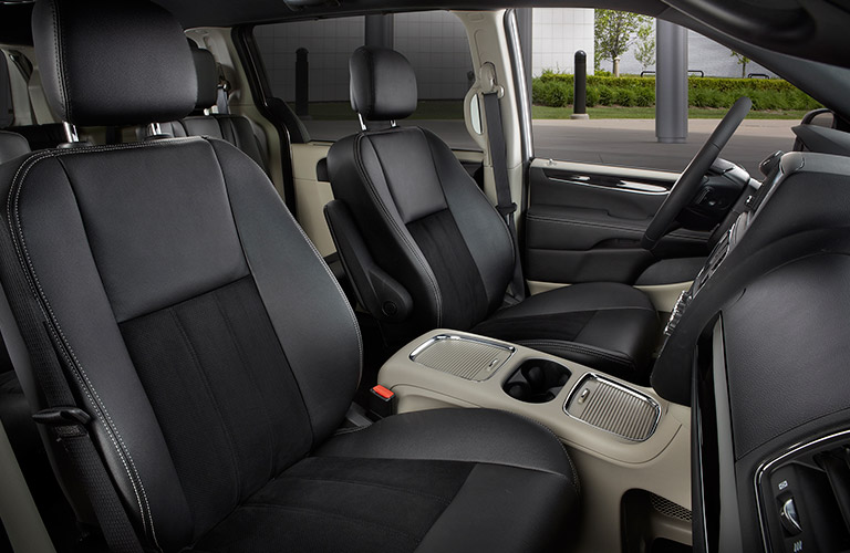 2017 Dodge Grand Caravan Cargo E And Safety Features