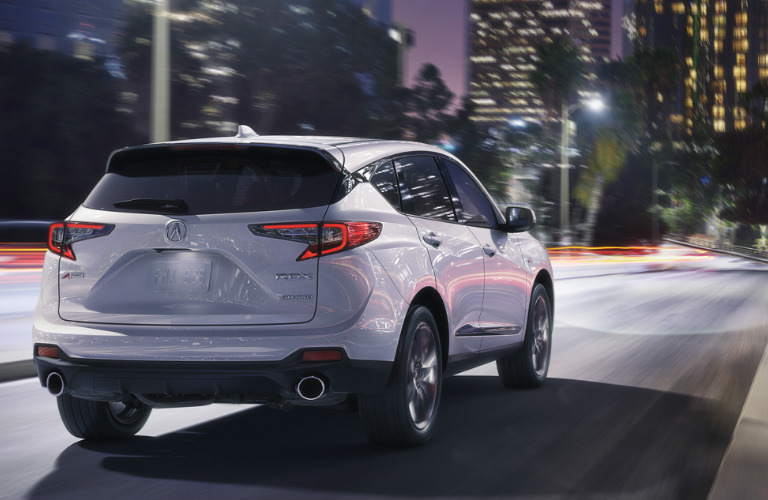 Image result for 2019 Acura RDX rear