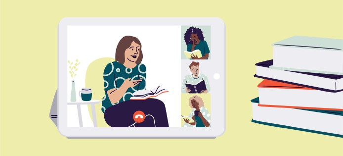 Virtual Book Clubs Are Getting Us Through Our Time at Home - Eventbrite US  Blog