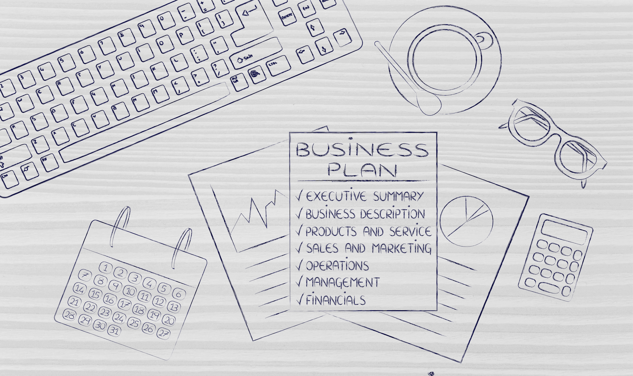 How To Write An Event Business Plan