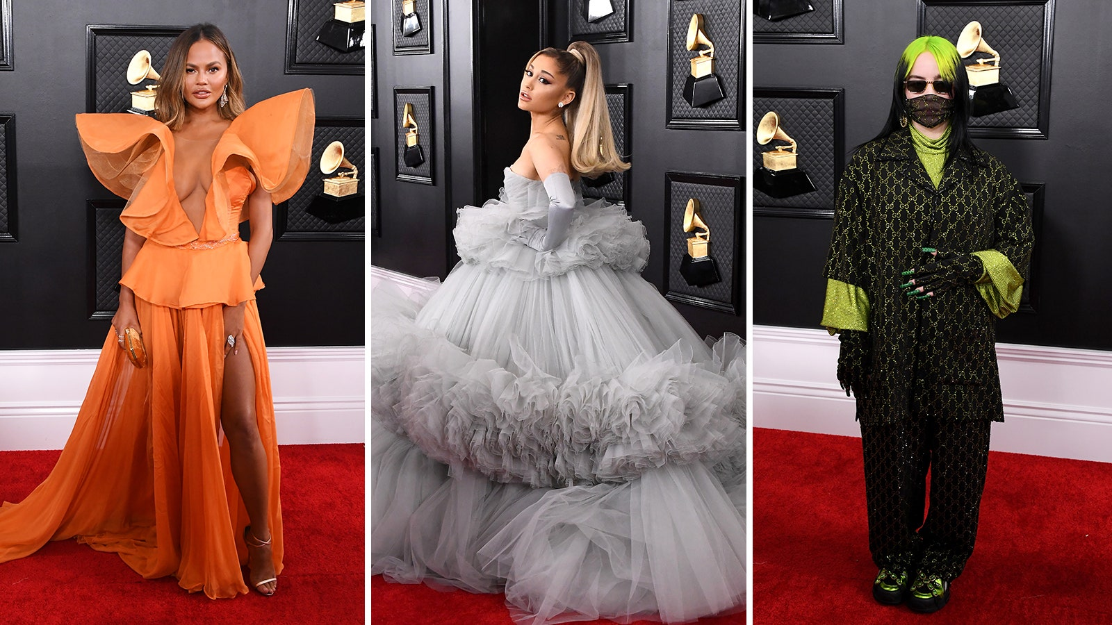 The 10 Best Red Carpet Looks From the 2020 Grammys