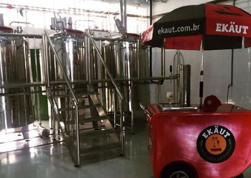 Cervejaria Apolo - Recife Beer Tour