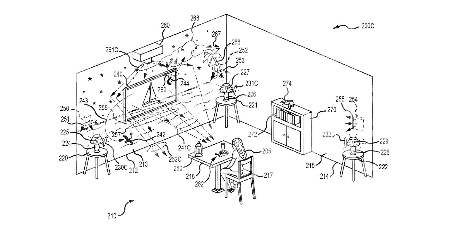 Disney Files Patent For Star Wars Hotel Room Immersive