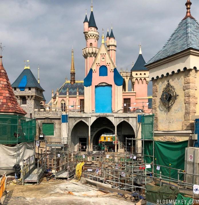 Beauty Haul Hong Kong: PHOTOS: Hong Kong Disneyland Sleeping Beauty Castle