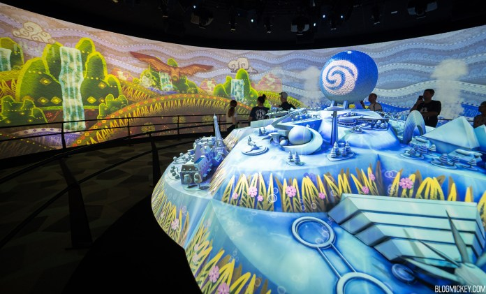 Journey of Water - The Epcot Experience