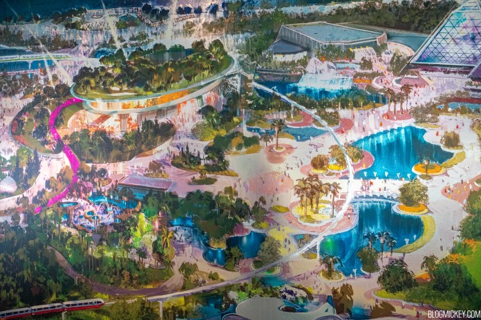 World Nature concept art