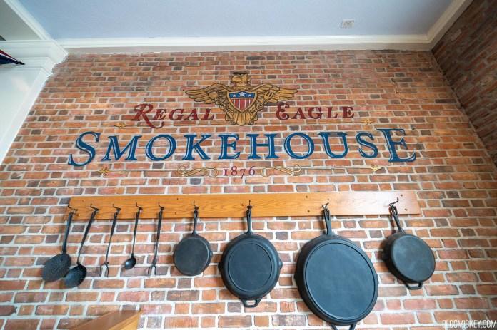 Regal Eagle Smokehouse Review