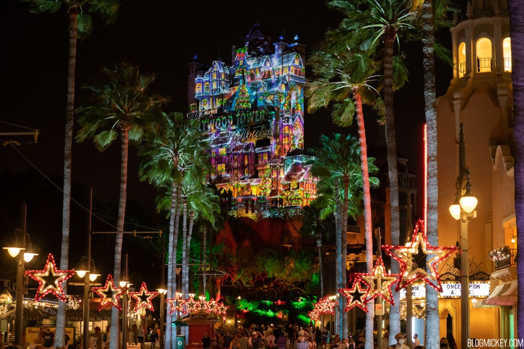 hollywod holiday tower hotel christmas 2020 18