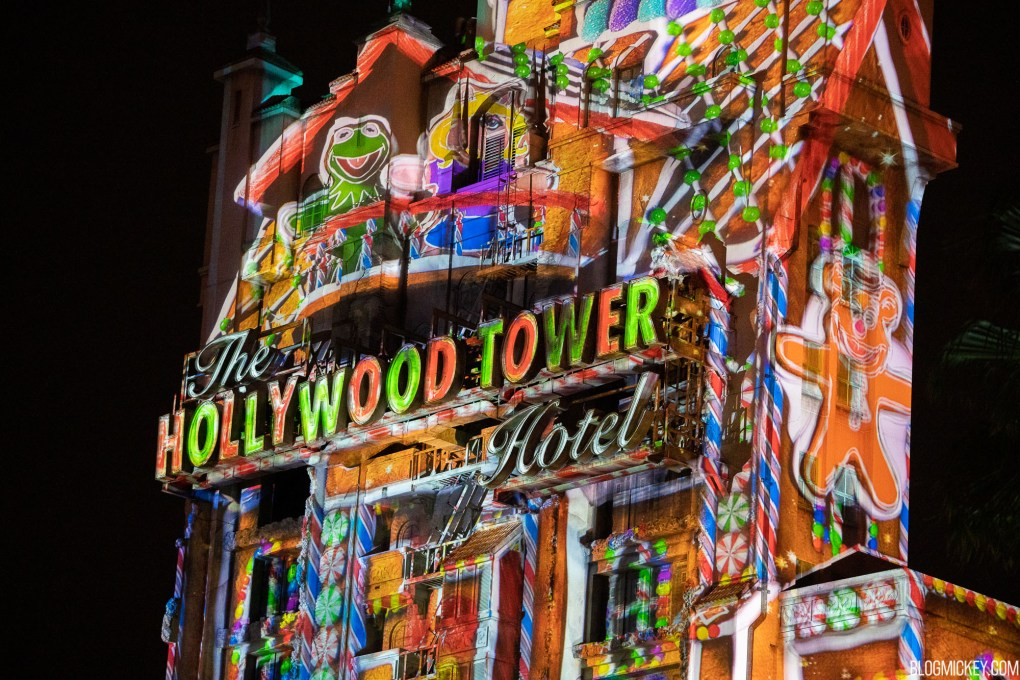 hollywod holiday tower hotel christmas 2020 8