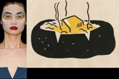 Roy Lichtenstein, Baked potato, 1962 vivienne Westwood Red Label