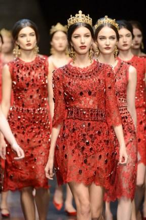 Dolce & Gabbana A/W 2013/14