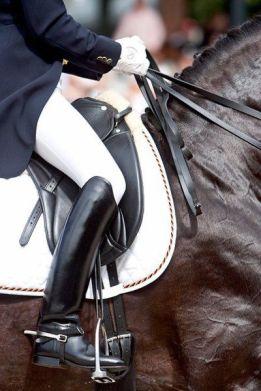 bota montaria joquei cavalo