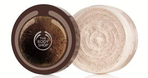 Esfoliante Creme - The Body Shop