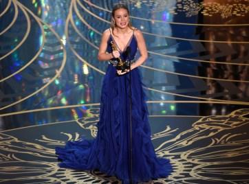 Brie Larson - Melhor Atriz
