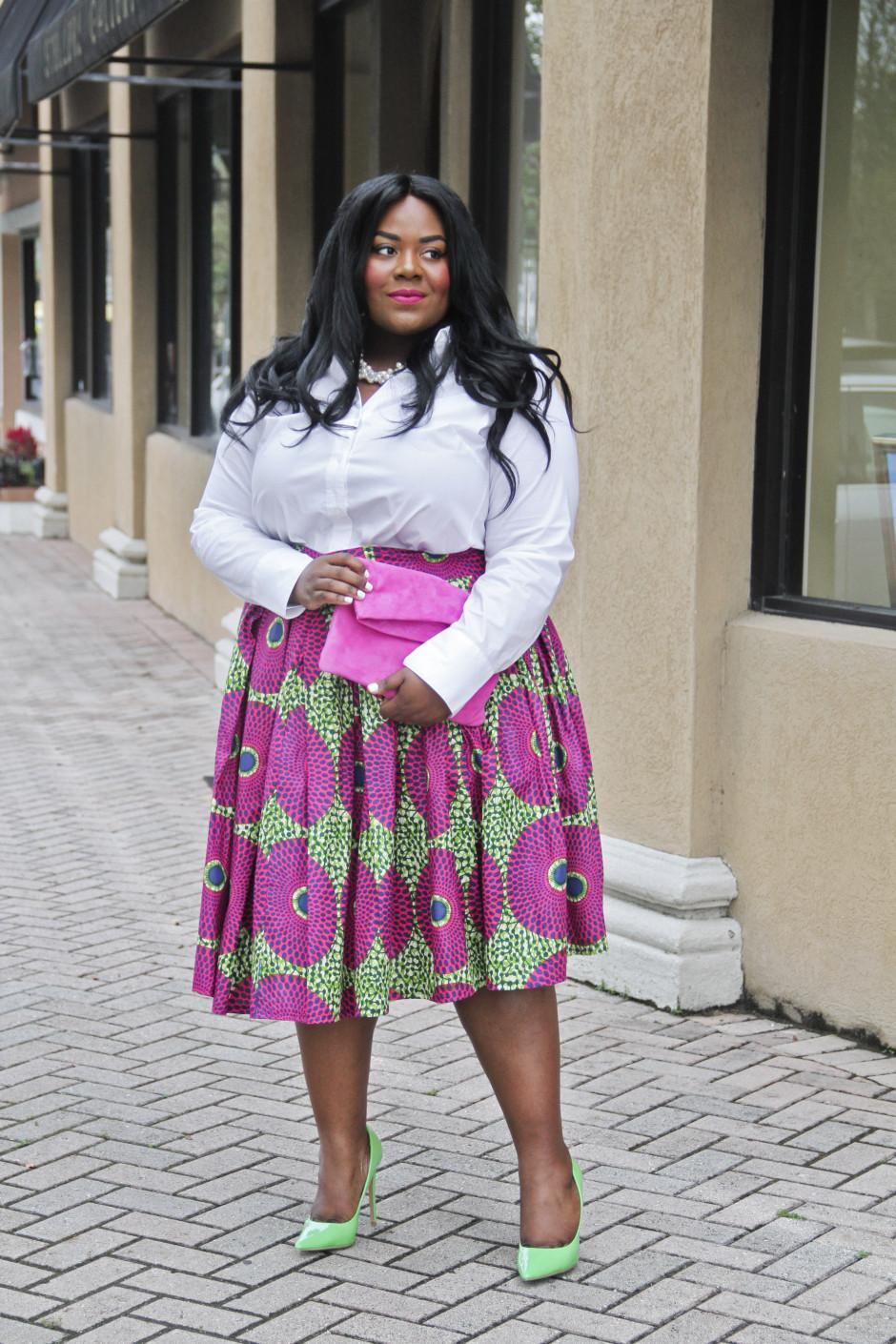 blogueira negra plus size 6