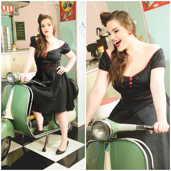 roupa anos 50 para gordinhas 3