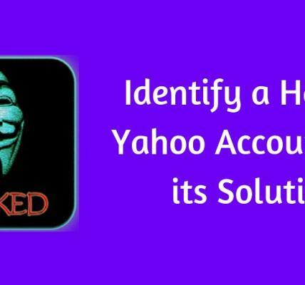 yahoo account
