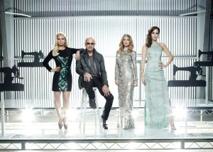 Fashion Star - Mentors Jessica Simpson, John Varvatos, Nicole Ritchie, Louise Roe