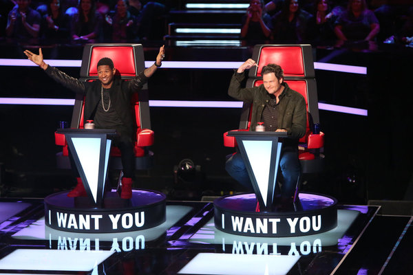 THE VOICE PREMIERE TONIGHT - BLIND AUDITIONS