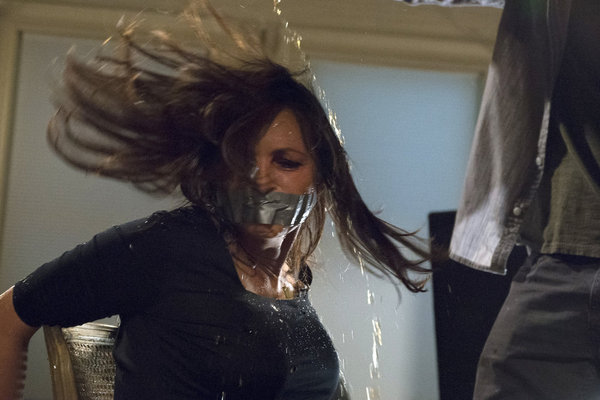 Law & Order SVU Premiere Surrender Benson - Liv is Kidnapped By a Psychopath