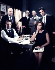 Law & Order SVU cast courtesy of NBC