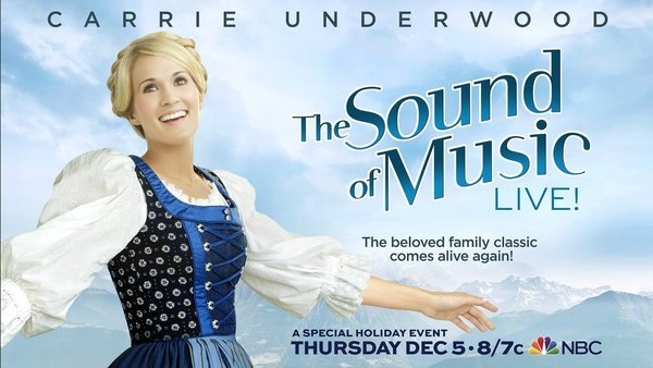 Live Sound of Music original movie by Julie Andrews