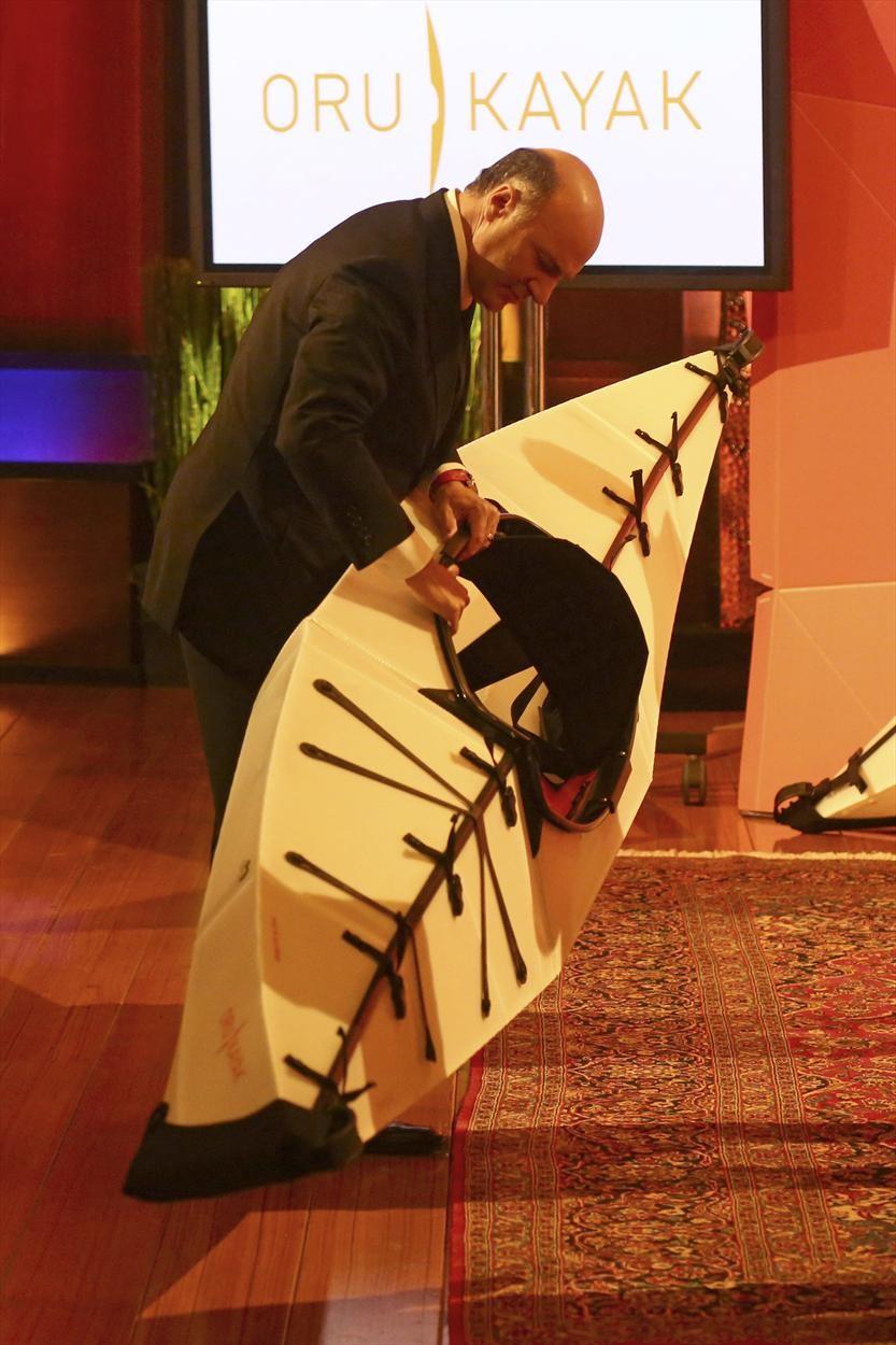 Oru Kayak Coolest I Have Seen Folding As On Shark Tank Global Resource Broker