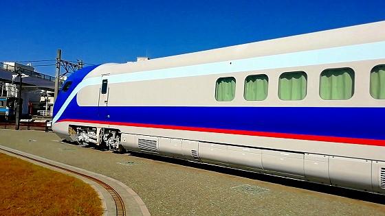 軌間可変電車(フリーゲージトレイン) GCT01-201