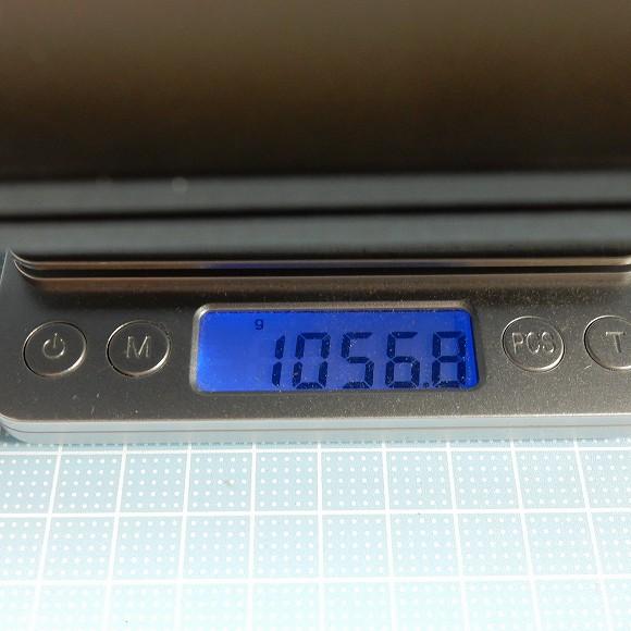 350iは1Kgをちょっと超えてます。