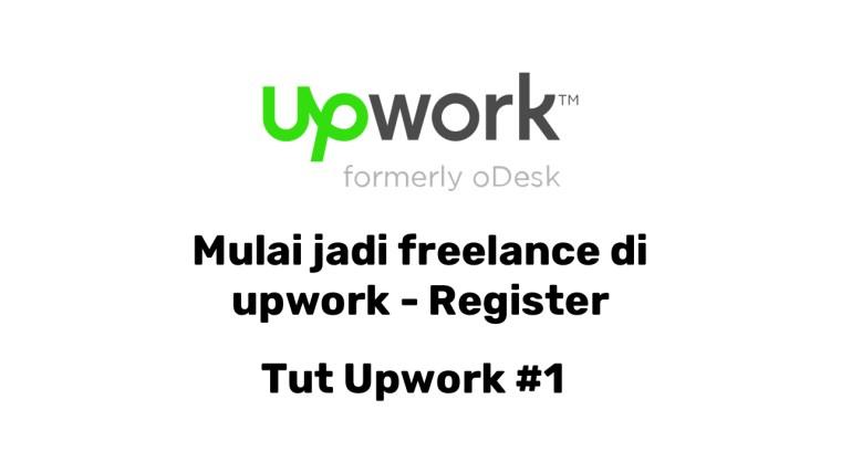 Jadi freelancer di upwork