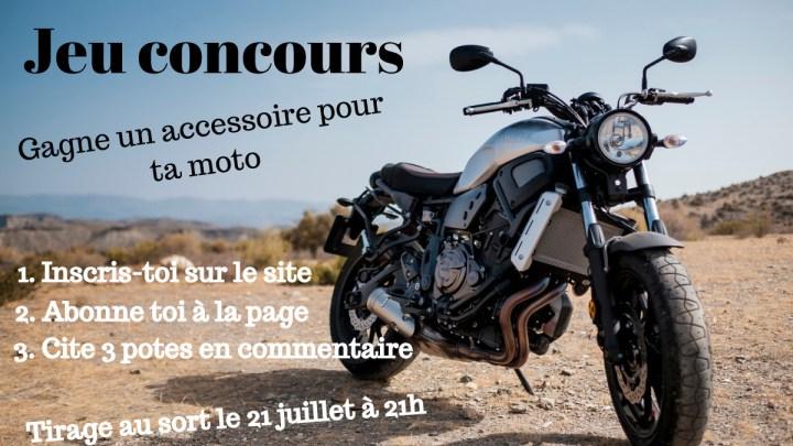 Jeu concours Blognbikers
