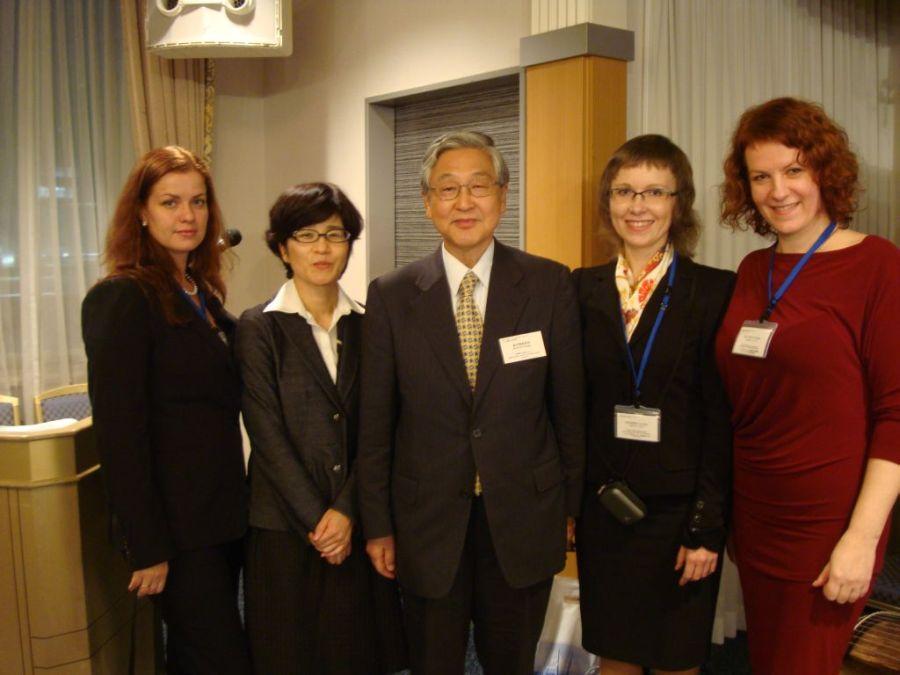 Сахалинки с г. Нацуи-сан и г.Оокуба-сан