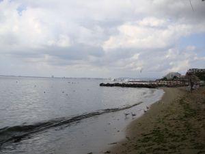 Святой Влас. Пляж. Чайки.
